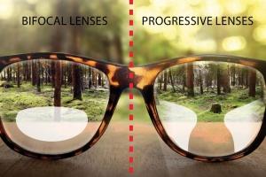 Прогрессивные очки